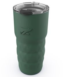 Headway Java Insulated Stainless Steel Coffee & Travel Mug Green - 600 ml