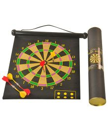 Magic Pitara Dart Board Game - Black