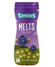 Timios Blueberry Flavored Melts  - 50 gm
