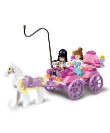 Sluban The Princess' Carriage M38-B0239