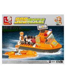 Sluban First Aid Boat Set - Orange