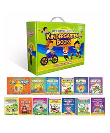 Dreamland Publications My Complete Kit of Kindergarten Books- Set of 13