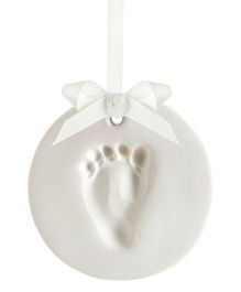 Pearhead Babyprints Keepsake Year Round - White
