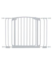Dreambaby Chelsea Swing Closed Security Gate - White