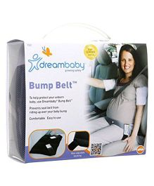 Dreambaby Bump Belt - Black