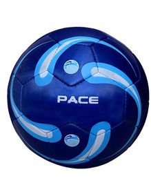 Pace Swirl Football - Blue