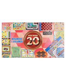 Toyenjoy Fun With 20 Game - Multicolor