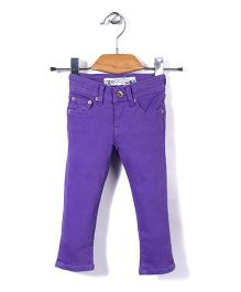 Deeper Stylish Pant - Purple