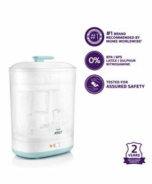 Avent - 2 In 1 Electric Steam Slim Sterilizer