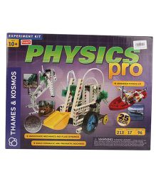 Thames And Kosmos Funskool Physics Pro Experiment Kit - Multicolor
