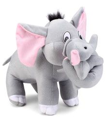Tickles Mother Elephant With One Baby Stuffed Soft Plush Toys - 32 cm