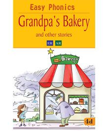 Easy Phonics Grandpa's Bakery And Other Stories - English