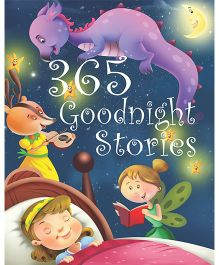 365 Goodnight Stories - English