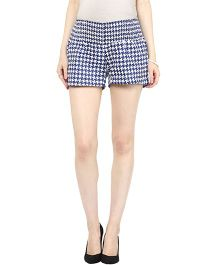 Mamacouture Maternity Shorts -  Blue