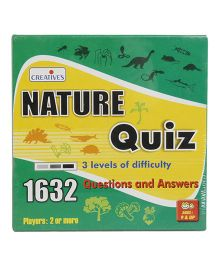 Creative's Nature Quiz