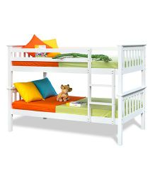 Alex Daisy Winston Bunk Bed - White