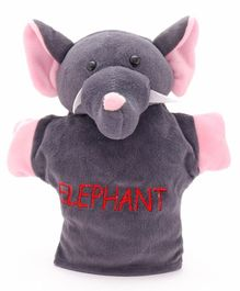 Play Toons Elephant Hand Puppet - 21 cm