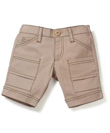 Enfant Casual Shorts - Brown