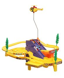Webby Track Racer Racing Car Toy - Multi Color