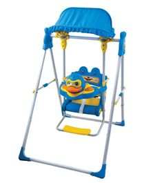 Dash by ARK Musical Tulip Garden Swing - Blue