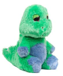 Jungly World Dynamic Dino Soft Toy Green - 22 cm