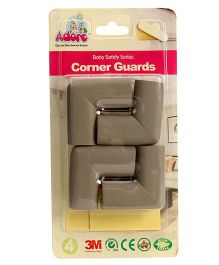 Adore Baby Corner Guard (Color May Vary)