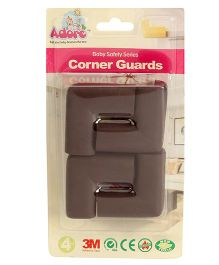 Adore Baby Corner Guard - Brown