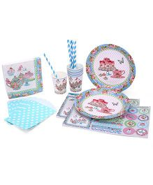 Shopaparty Tea Party Pack - Multicolor
