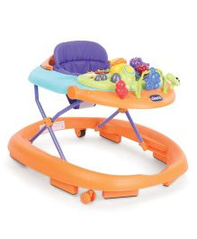 Chicco Walky Talky Baby Walker - Orange
