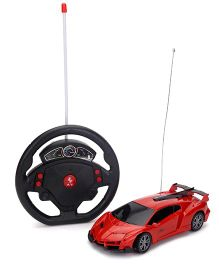 Majorette Remote Conrol Car - Red
