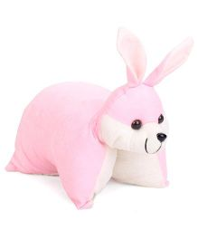 IR Folding Pillow Bunny - Pink