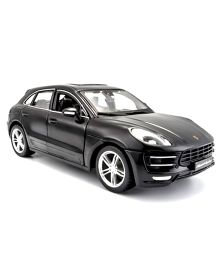 Bburago Die Cast Porsche Macan Car - Black