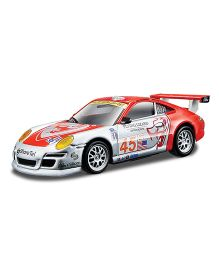 Bburago Die Cast Porsche 911 GT3 RSR Car - Multicolor