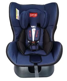 LuvLap Sports Convertible Baby Car Seat - Blue