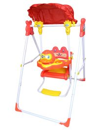 Ehomekart Tulip Garden Swing - Red