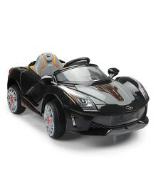 Marktech B Wild Tesla 116 Battery Operated Ride on Car - Black