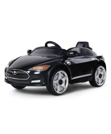 Marktech B Wild Telsa 115 Battery Operated Ride on Car - Black