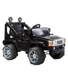 Marktech B Wild Jeep Ride On Car - Black
