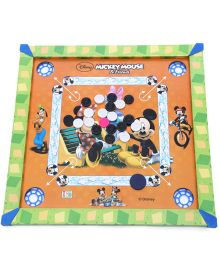Disney Mickey Mouse Carrom Board (Color & Print May Vary)