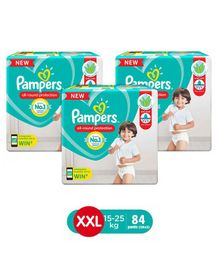 Pampers Baby Dry Pant Style Diapers XXL Size - 28 Pieces ( Pack of 3 )