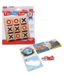 Anindita Toys Tic Tac Toe Game Set & Toys box tickle with transport series