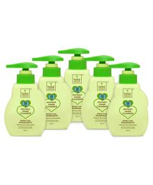 Bebe Nature Instant Hand Cleanser - 250 m ( pack of 5 )