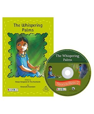 The Whispering Palms Book And CD - English