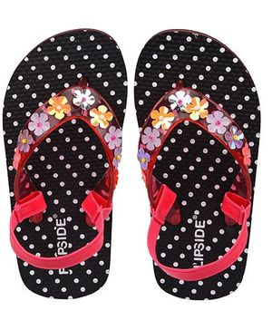 Flipside Mega Star Flipflop - Pink (4 to 5 Years)