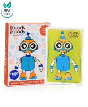 Buddsbuddy Magic Heat Pack - Green
