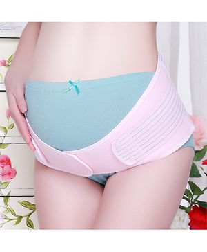 AARAM  Maternity Belt - Pink