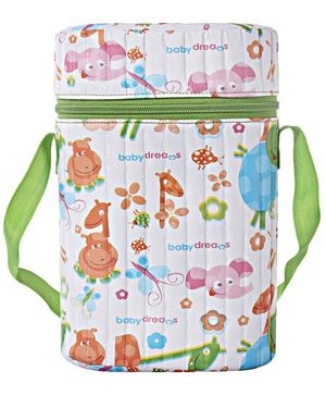 Morisons Baby Dreams Double Insulated Bottle Cover - Fits 250 ml Bottle Each