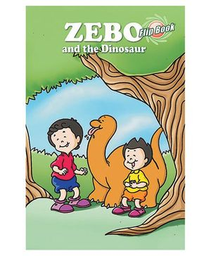 Pegasus Zebo and the Dinosaurs - English