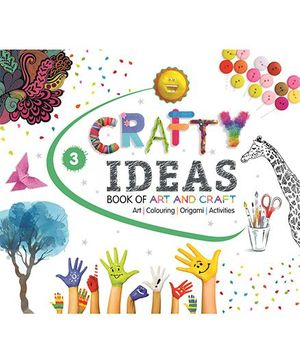 Crafty Ideas Book 3 - English