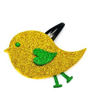 Carolz Jewelry Glitter Bird Single Tic Tac - Gold